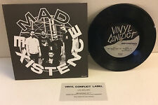 """Mad Existence - S/T 7"""""""