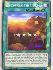 Yu-Gi-Oh - 1x Sonnenaufgang über Ayers Rock - Shatterfoil - BP03  Monster League