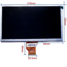 Lcd Display Color Screen Replacement for 9'' VERSUS TABLET & CNM TouchPad 9