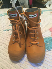 """HUNTER"" Women's   ""BRIXEN"" Sz   3.5 rain     Boots-"
