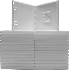 (25) VGBR113DSWH White Nintendo 3DS Replacement Cases Boxes Game Empty Gamer NEW