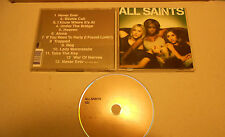 CD All Saints - Never ever Bootie Call Under the Bridge Lady Marmalade 13.Tracks