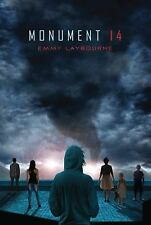 Monument 14: Monument 14 1 by Emmy Laybourne (2012, Hardcover)