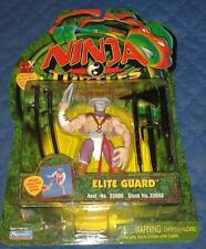 1997 NEXT MUTATION *** ELITE GUARD *** MOC TEENAGE MUTANT NINJA TURTLES TMNT