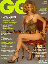 Spanish GQ 6/04,Jaydy Michel,Nicole Kidman,June 2004,NEW