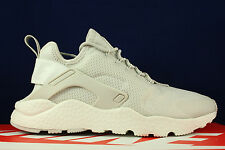 NIKE WOMENS AIR HUARACHE RUN ULTRA LIGHT BONE SAIL 819151 004 SZ 7