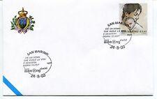 2003-08-24 San Marino Rimini meeting 2003 ANNULLO SPECIALE Cover