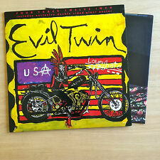 "LOVE/HATE  - Evil Twin 12""  Vinyl & Poster"