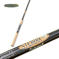 "St Croix Triumph Travel Spinning Rod TRS60LF4 6'0"" Light 4pc"
