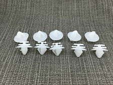 10x SEAT IBIZA Moulding Skirt Door Body Trim Panel Bumper Clips