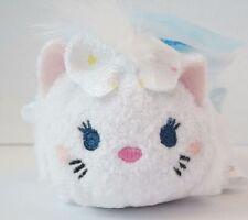 Disney Store JAPAN Marie TSUM TSUM 2nd Anniversary Cake Birthday mini plush toy