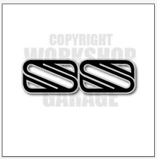 Holden VH SS Commodore - Stickers