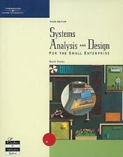 Systems Analysis and Design for the Small Enterprise by David F. Harris...