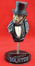 Rare 1997 Dr Jekyll As Mr Hyde Bust Resin Model GEOMETRIC Pro Painted Built