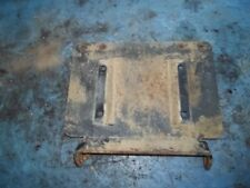 2000 HONDA FOREMAN 450 S 4WD WINCH PLATE