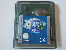 The Legend of Zelda Oracle of Ages-Nintendo Gameboy Color #218