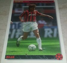 CARD JOKER 1994 MILAN COSTACURTA CALCIO FOOTBALL SOCCER ALBUM