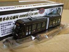 1/150 N scale TOMYTEC Railway / Tram - Kumamoto-shi 0800 type COCORO