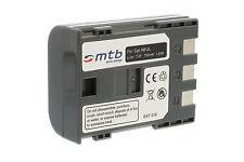 Batería NB-2L para Canon EOS 350D, 400D, Digital Rebel XTi / BP-2L5, BP-2L12