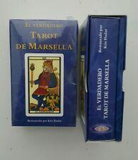 TAROT DE MARSELLA ORIGINAL NEW 78 CARTAS Y LIBRO INCLUIDO SALE!!  FREE SHIPPING