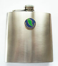 MALAY PENINSULA VETERAN HIP FLASK