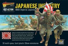 JAPANESE INFANTRY - BOLT ACTION - WARLORD GAMES WW2 28mm WARGAMING