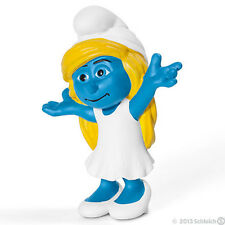 *NEW* SCHLEICH 20755 Movie SMURFETTE - RARE Smurfs Smurf