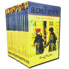 Enid Blyton The Complete Secret Seven Library 15 Books Set Collection Series