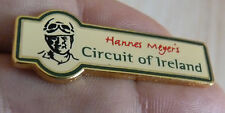 PIN'S COURSE F1 PILOTE HANNES MEEYER'S EGF MFS