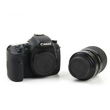 cover Lens Camera Body REAR Cap FOR NIKON D7000 D5100 D5000 D3200 D3100 D3000