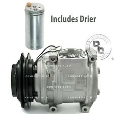 New AC A/C Compressor & Drier for: 2001 - 2002 Kia Sportage L4 2.0L Only