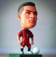 Portugal Soccer Football Star Cristiano Ronaldo Toy Action Figure Doll New