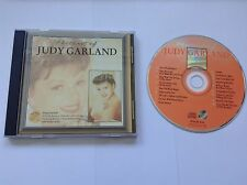 Judy Garland : Portrait of.... CD [ OVER THE RAINBOW] - MINT
