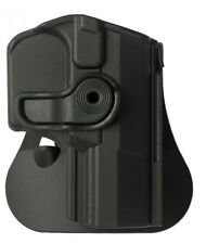 Z1350 IMI Defense Black Right Hand Roto Holster for Walther P99C AS, P99 Gen.2