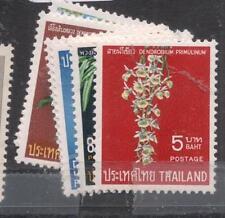 Thailand Flower SC 477-84 MOG (5dju)