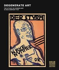 Degenerate Art by Olaf Peters Hardcover Book (English) Free Shipping