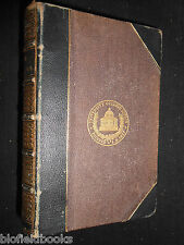 Heat: A Mode of Motion by John Tyndall, 1880 - Victorian Science, Prize Binding