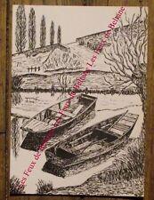 Carte postale Basse Goulaine,50ans Amicale Laique ,1984 CPSM