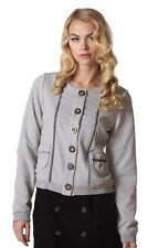 NWT Anthropologie Knitted Dove Sweet Potato Cardigan Jacket Size S