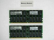 8GB Approved DDR Kit (4GB x 2) PC2700 333MHz ECC/Reg O/SIZED MEMORY For Servers