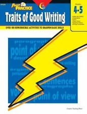 Power Practice-Traits of Good Writing, Gr. 4-5