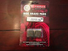 Fibrax Disc Brake Pads High Quality Excellent Value Cannondale Coda Caliper Mtb