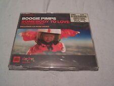 Somebody to love (Saltshaker remix) by Boogie Pimps CD Single 2003 Pop R&B Data