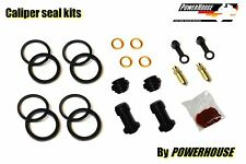 Honda Cbr 600 F Fl 1990 90 Freno Delantero Caliper Sello Reparar Reconstruir Kit Set