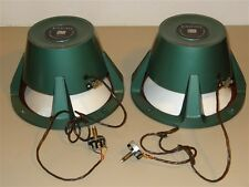 "Vintage Matched Pair12"" Knight KN 600 HC 2 Way Speakers"