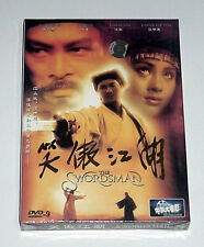 "Samuel Hui Koon-Kit ""Swordsman""Jacky Cheung HK 1990 Action Martial Arts OOP DVD"