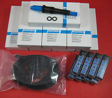 6.9L 7.3L Ford IDI Tune Up Kit  NEW OEM Stanadyne Fuel Injectors Glow Plugs +