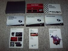 1992 BMW 318i 318is 325i 325is 3 Series Owner's Owner User Manual 1.8L 2.5L