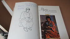 Maria: Potter of San Ildefonso by Alice Marriott~Signed Marie Po've'ka w/Photos