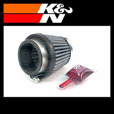 K&N RC-2500 Air Filter - Universal Chrome Filter - K and N Part